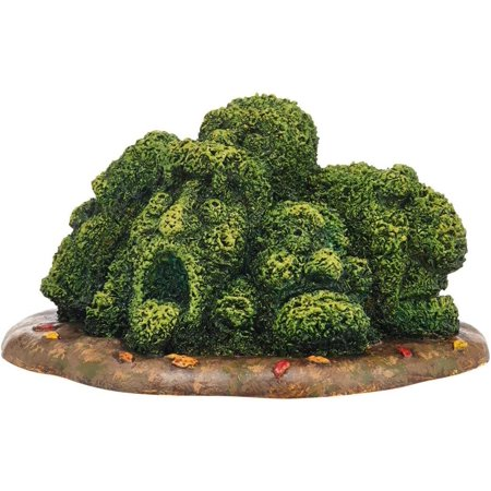 Department 56 Halloween Spooky Tree (Accessories for Villages Halloween Scary Topiary Tree Accessory Figurine, 4.53 inch, Meticulously hand crafted By Department)