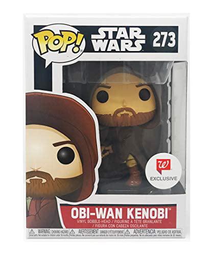Obi-Wan Kenobi Hooded Pop Star Wars Vinyl Figure Funko