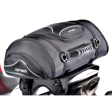 Cortech Super 2.0 Tail Bag 24 (Motorcycle Tail Bag)