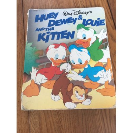 Walt Disneys Huey, Dewey and Louie and the Kitten Ships N 24h