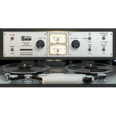 Slate Digital VTM Virtual Tape Machine