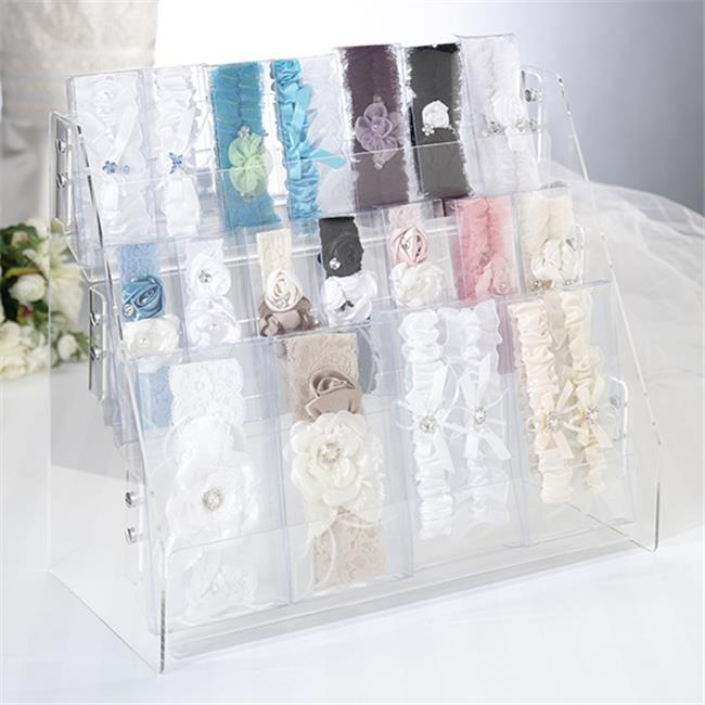 Lillian Rose DISPLAY 3 3 Tier Acrylic Displayer