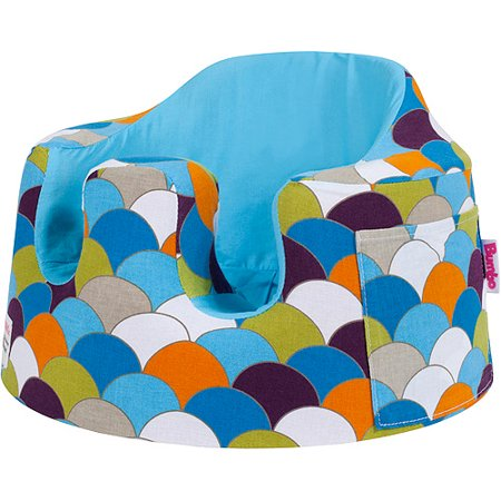 Bumbo - Baby Seat Cover, Cotton Scales - Walmart.com