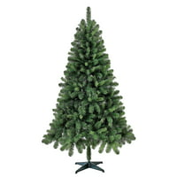 Holiday Time Non-Lit Jackson Spruce Artificial Christmas Tree, 6.5'