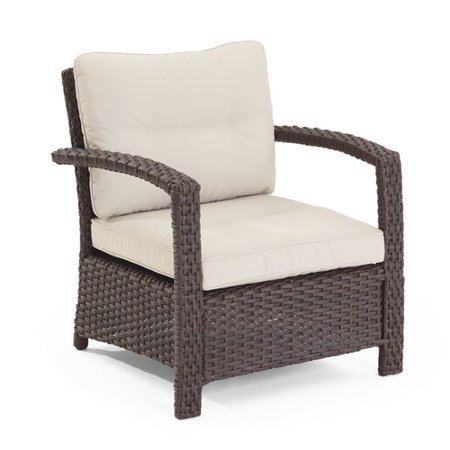 Domus Ventures Gault Patio Chair with Cushions - Domus Ventures Gault Patio Chair With Cushions - Walmart.com