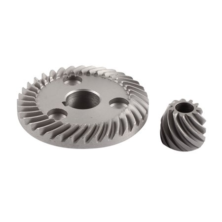 Polishing Machine Spare Part Spiral Bevel Gear Set for Vivaki 100