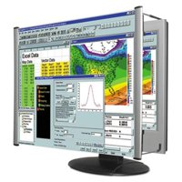Kantek MAG24WL Widescreen LCD Monitor Magnifier Filter - Fits 24 in.