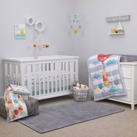 Disney Pooh Best Friends 4 Piece Crib Set