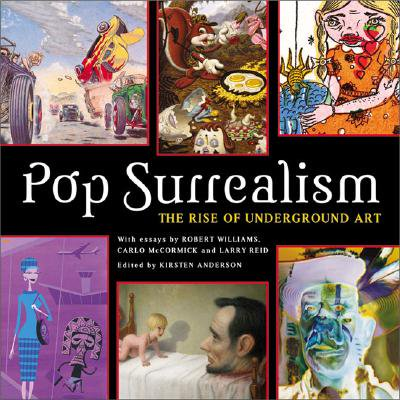 Pop Surrealism : The Rise of Underground Art - Pop Art Halloween Tutorial