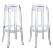 Modway Casper 30 in. Bar Stool - Set of 2
