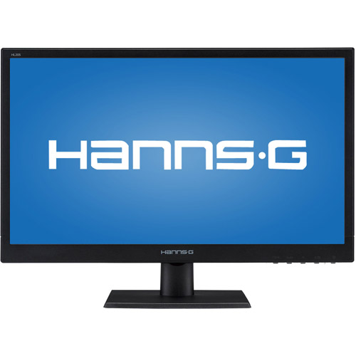 "HL205ABB 19.5"" LED 1600 x 900 1000:1 LCD Monitor - Black"
