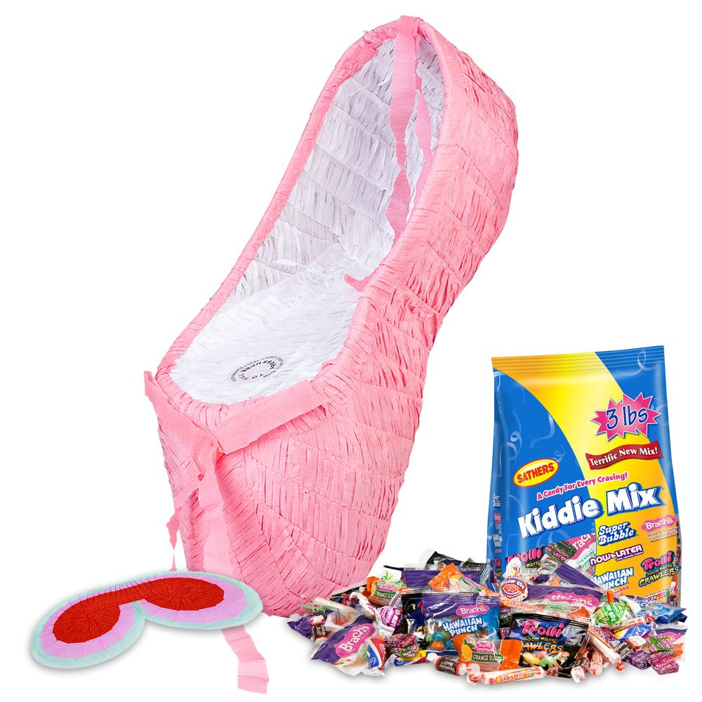 Ballerina Pinata Kit - Party Supplies