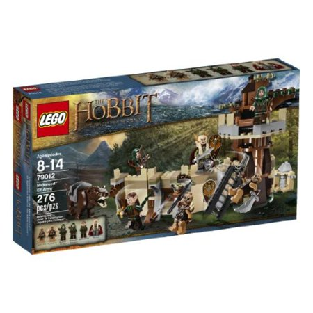 LEGO The Hobbit 79012 Mirkwood Elf Army (Discontinued by