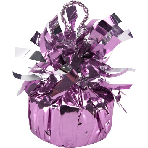 Way to Celebrate Balloon Weight, Diva Pink