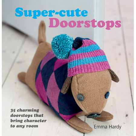 Super-cute Doorstops: 35 Charming Doorstops that Bring Character to Any Rom