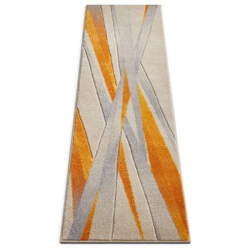 Ebern Designs Herring Yellow Area Rug