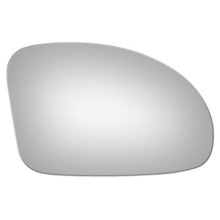 Burco 3526 Passenger Side Replacement Mirror Glass for 1994-1997 Ford Aspire