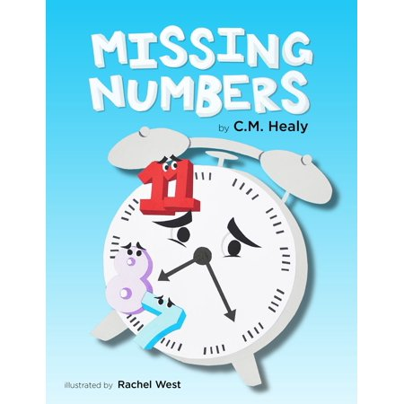 Missing Numbers - eBook](Halloween Missing Numbers)