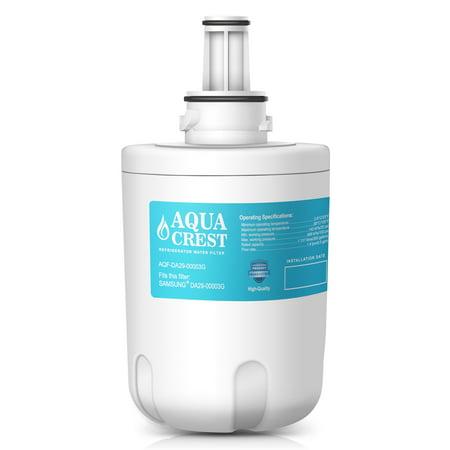 AQUACREST Refrigerator Water Filter Replacement for Samsung Aqua-Pure Plus DA29-00003G, DA29-00003B, DA29-00003A, HAFCU1