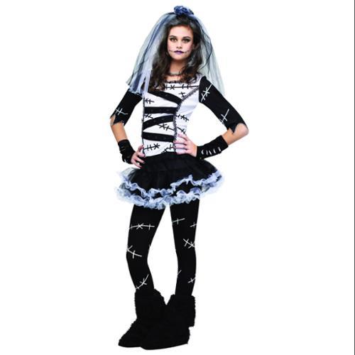 Monster Bride Tutu Costume Junior Teen Junior 0-9