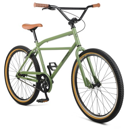 - Retrospec Sully Klunker Cruiser Bike with Handbuilt Hi-Tensile Steel Frame and Kenda K-Rad BMX Tires