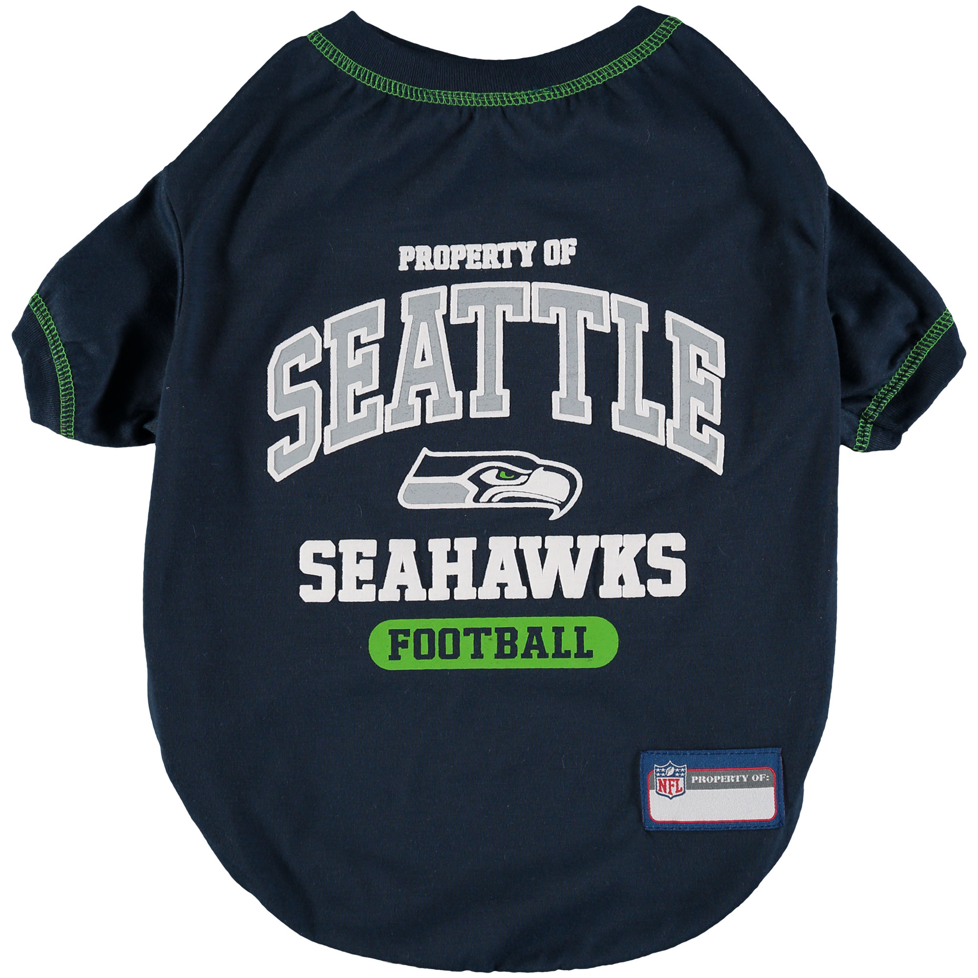 Seattle Seahawks Pet T-Shirt