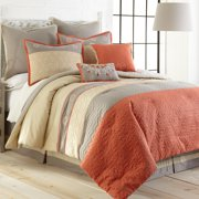 8 PIECE COMFORTER SET ZARINE QUEEN