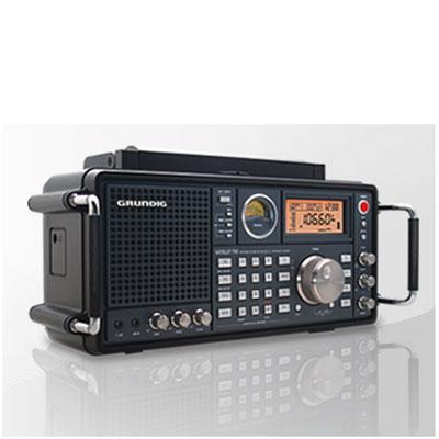 grundig satellit 750 multi band radio receiver am fm sw. Black Bedroom Furniture Sets. Home Design Ideas