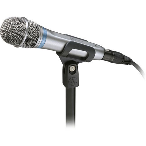 Audio-Technica AE-6100 Hyper-Cardioid Dynamic Handheld Microphone *BRAND New* by Audio Technica
