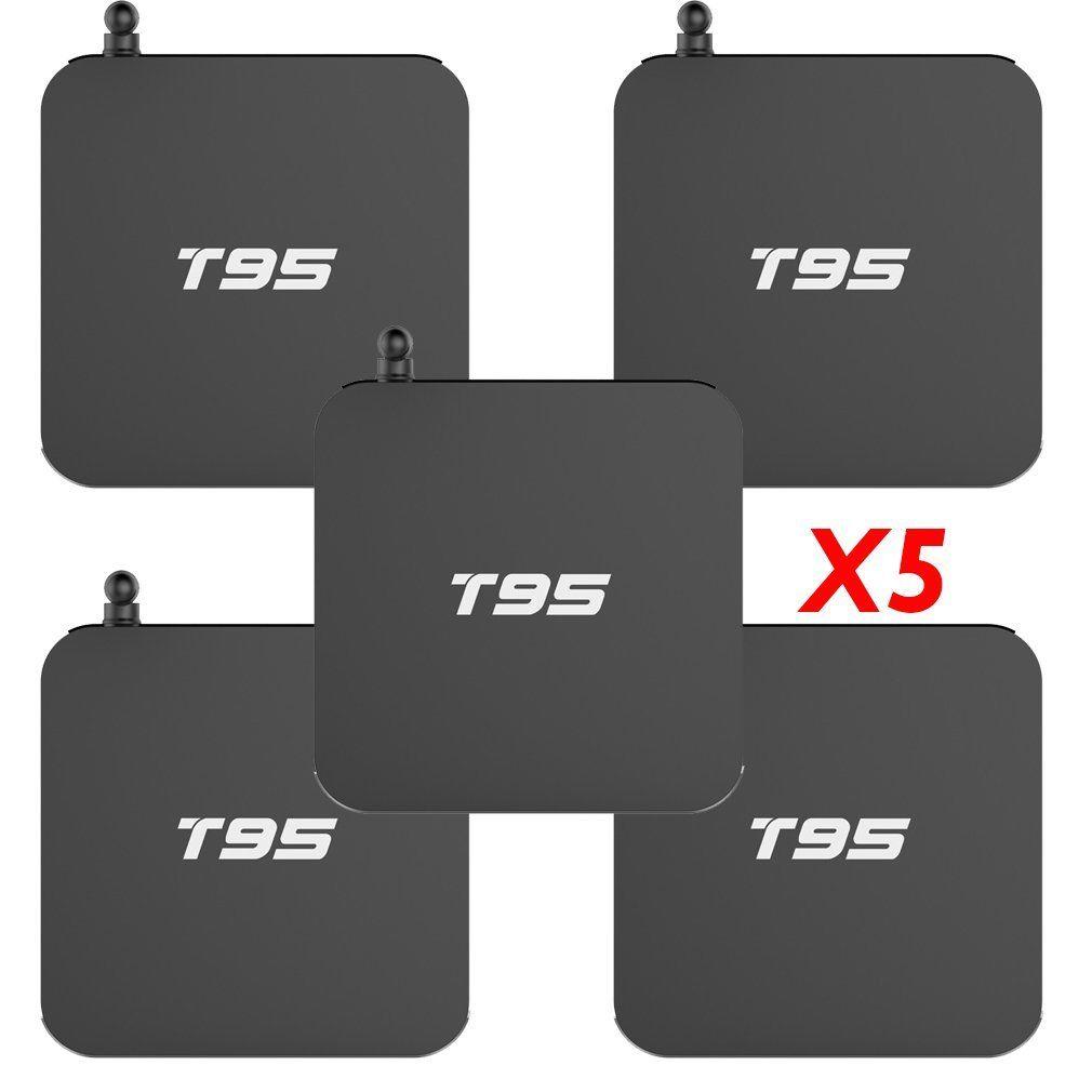 2017 Updated T95 Android TV Box Amlogic 2GB/32GB S905 Qua...