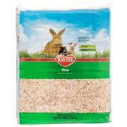Kaytee Pine Small Pet Bedding 1000 Cubic Inch Expands to 2500 Cubic Inch