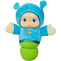 Playskool Play Favorites Lullaby Gloworm Toy, Blue