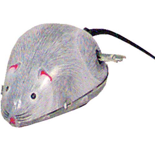 Alexander Taron Collectible Decorative Tin Toy Mouse with Moving Tail