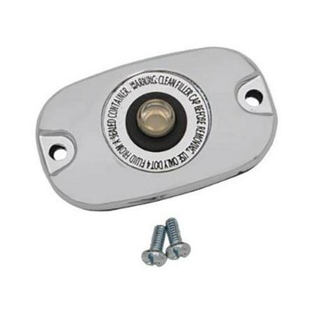 (HardDrive 053742 Rear Brake Master Cylinder Cover)