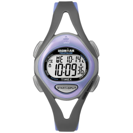 Women's Ironman Sleek 50 Mid-Size Watch, Purple Resin Strap