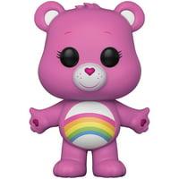 "Care Bears Pink - Cheer Bear Funko Pop Vinyl Figure - 3.75"" Tall"