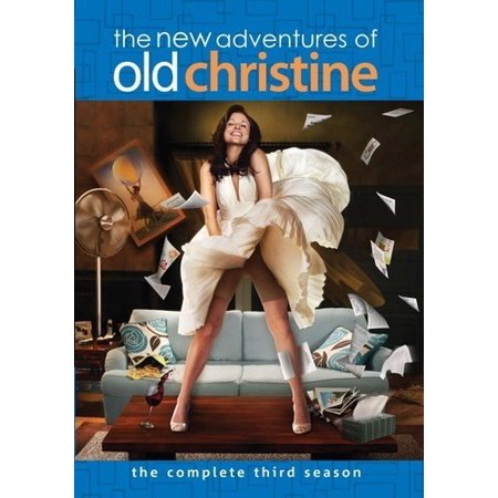 The New Adventures of Old Christine: The Complete Third Season (Richard From New Adventures Of Old Christine)