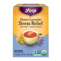 Tea Bags: Yogi Herbal