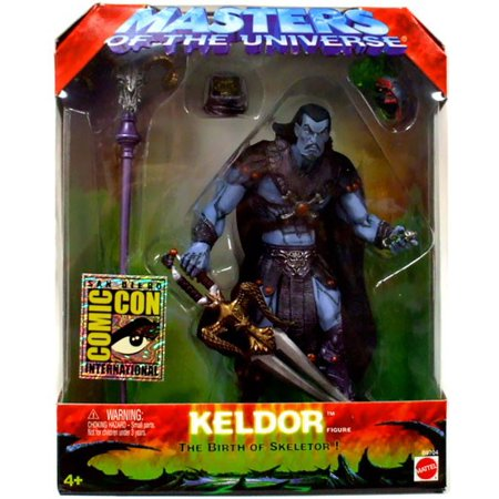 Masters of the Universe Keldor Action Figure