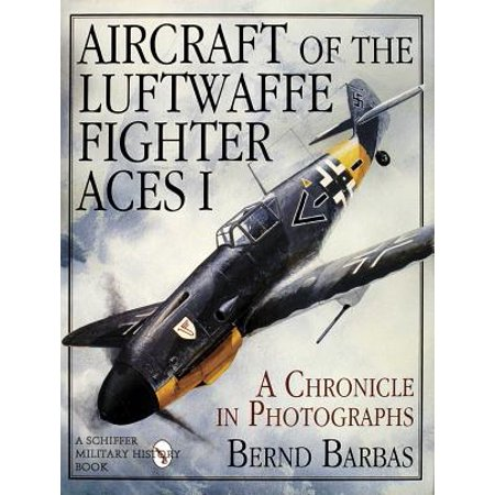 Luftwaffe Aces Wwii (Aircraft of the Luftwaffe Fighter Aces, Vol.)