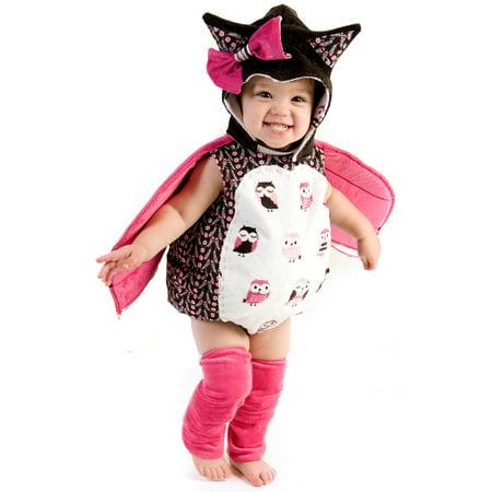 Emily the Owl Infant Costume
