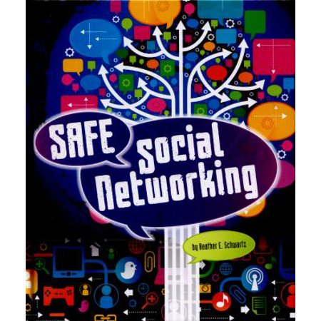 Safe Social Networking  Fact Finders  Tech Safety Tips   Hardcover