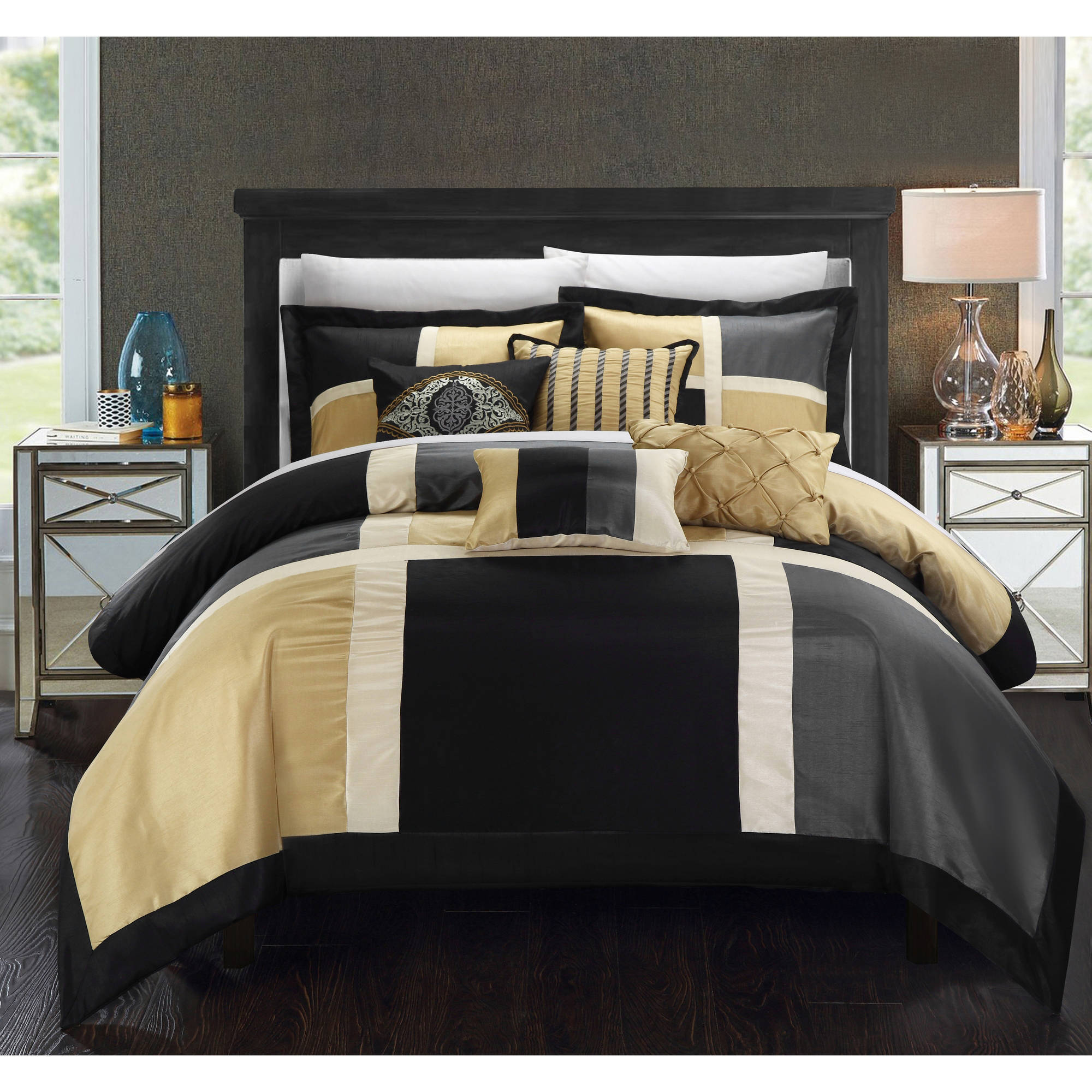 Filomena 7-Piece Bedding Comforter Set