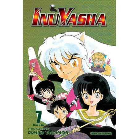 Inuyasha 7: (Vizbig Edition) by