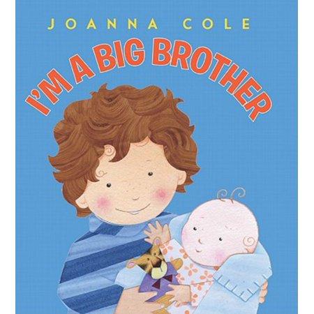 Big Brother Sticker - I'm a Big Brother