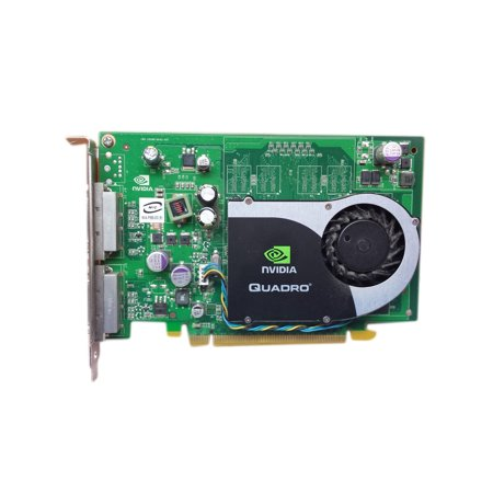 Nvidia  Quadro Fx 370 256Mb Ddr2 Sdram Pci Express X16  Video Card