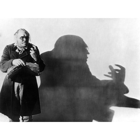 The Cabinet Of Dr Caligari Werner Krauss 1920 Photo (1920 Photograph)