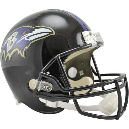 Baltimore Ravens Replica Football Helmet (Riddell Baltimore Ravens VSR4 Full-Size Replica Football Helmet )