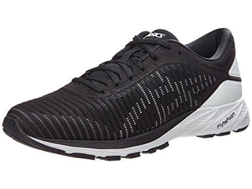 Asics Mens DynaFlyte 2 Running Shoe 2 Black White Carbon Size 9.5 by ASICS