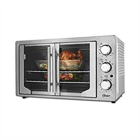 Oster Countertop Oven Manual : Oster TSSTTVFDXL Manual French Door Oven, Stainless Steel - Walmart ...